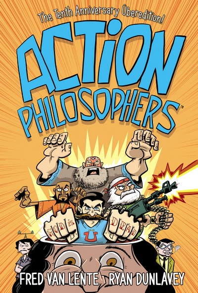 Action Philosophers (2014)