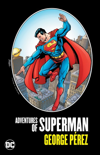 Adventures of Superman by George Perez (TPB) (2020)