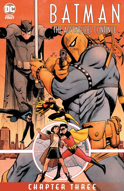 Batman – The Adventures Continue #3 (2020)
