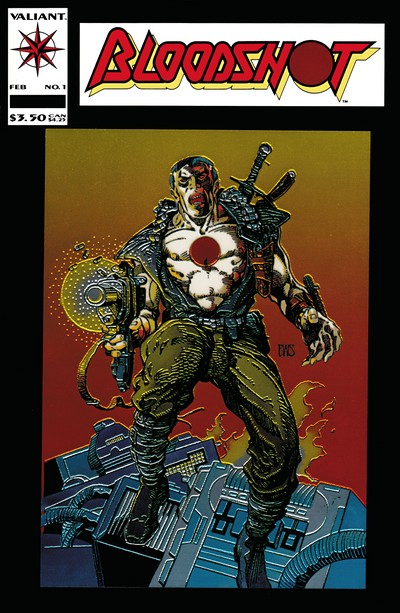 Bloodshot Vol. 1 #0 – 51 (1993-1996)
