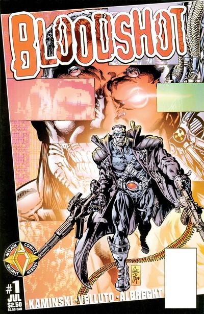 Bloodshot Vol. 2 #1 – 16 (1997-1998)