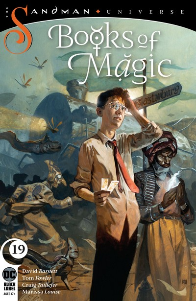 Books of Magic #19 (2020)