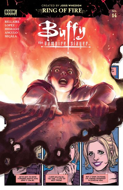Buffy The Vampire Slayer #14 (2020)