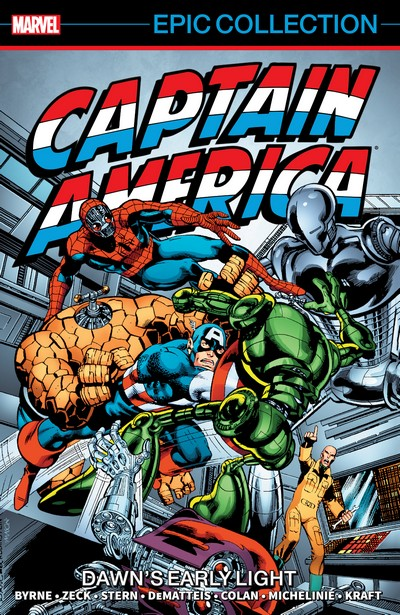 Captain America Epic Collection Vol. 9 – Dawn's Early Light (2014)