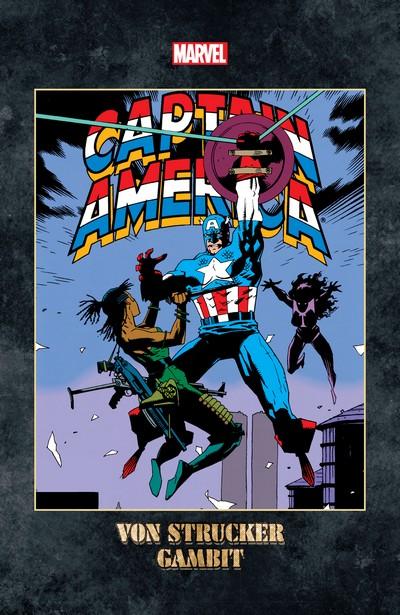Captain America – Von Strucker Gambit (TPB) (2020)