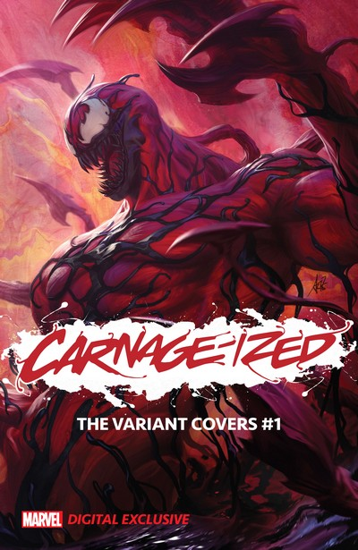 Carnage-ized – The Variant Covers #1 (2020)