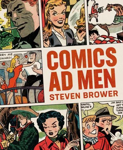 Comics Ad Men (2019)