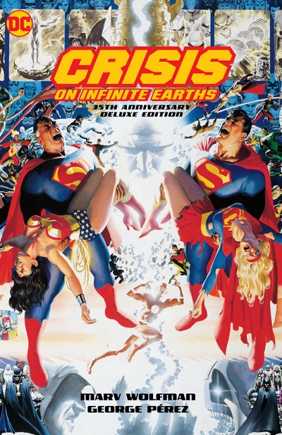 Crisis on Infinite Earths – 35th Anniversary Deluxe Edition (2019)