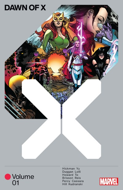 Dawn Of X Vol. 1 – 15 (TPB) (2020-2021)