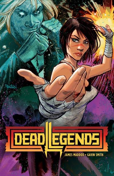Dead Legends (TPB) (2019)