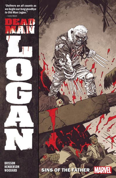 Dead Man Logan Vol. 1 – 2 (TPB) (2019-2020)