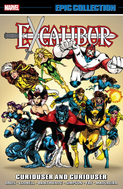 Excalibur Epic Collection Vol. 4 – Curiouser And Curiouser (2020)