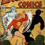 Exciting Comics #1 – 69 (1940-1949)