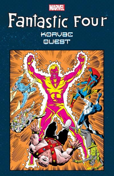 Fantastic Four – Korvac Quest (2020)