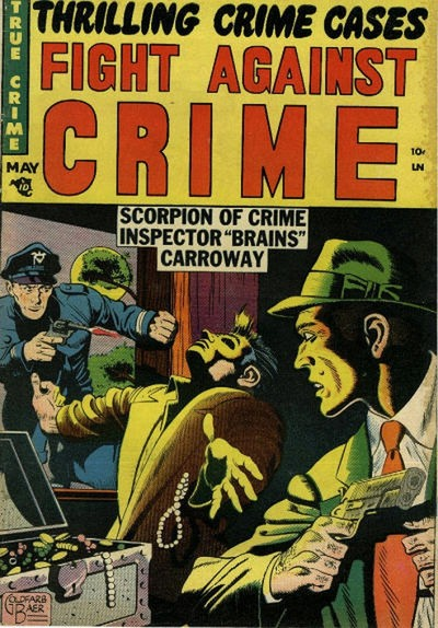 Fight Against Crime #1 – 23 (1951-1955)