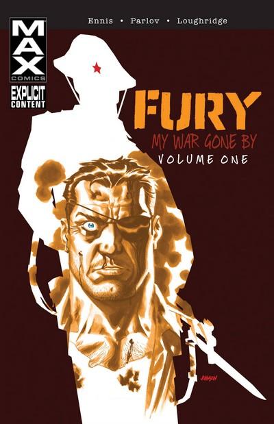 Fury – My War Gone By Vol. 1 – 2 (Fan Made TPB) (2019)