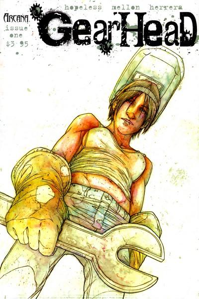 Gearhead #1 – 4 (2007)