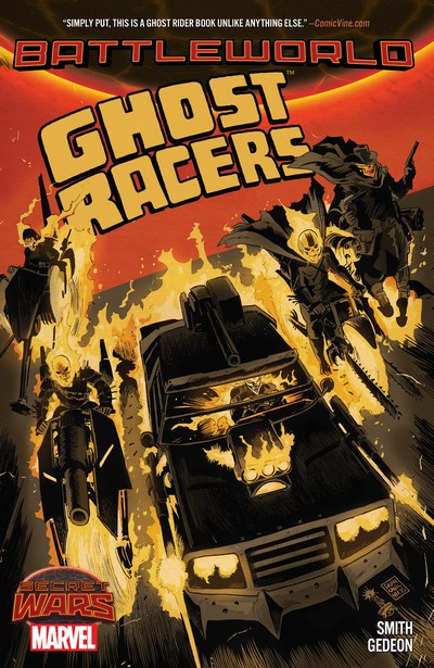 Ghost Racers (TPB) (2015)