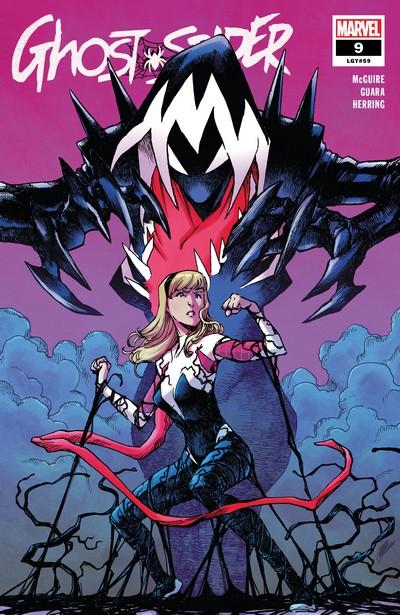Ghost-Spider #9 (2020)
