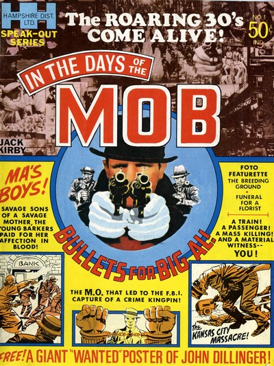 In the Days of the Mob (1971)