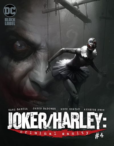 Joker – Harley – Criminal Sanity #4 (2020)