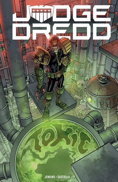 Judge Dredd – Toxic (TPB) (2019)