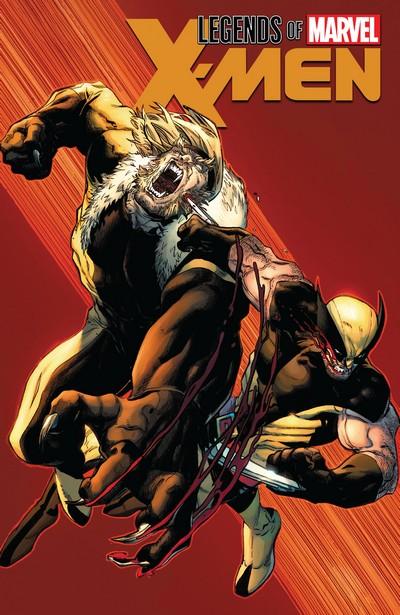 Legends of Marvel – X-Men (TPB) (2020)