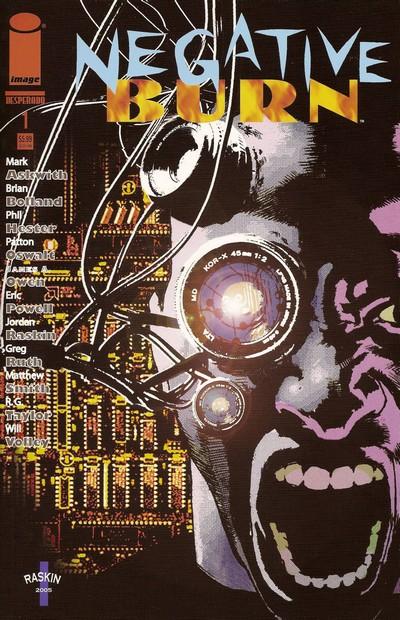 Negative Burn Vol. 2 #1 – 21 (2006-2008)