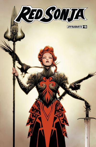Red Sonja #15 (2020)