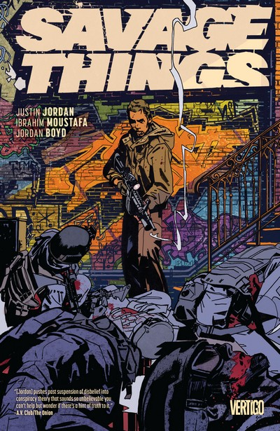 Savage Things (TPB) (2018)