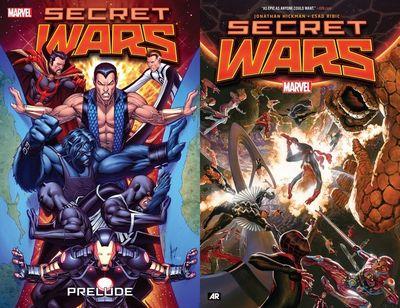 Secret Wars (TPB Collection) (2015-2016)