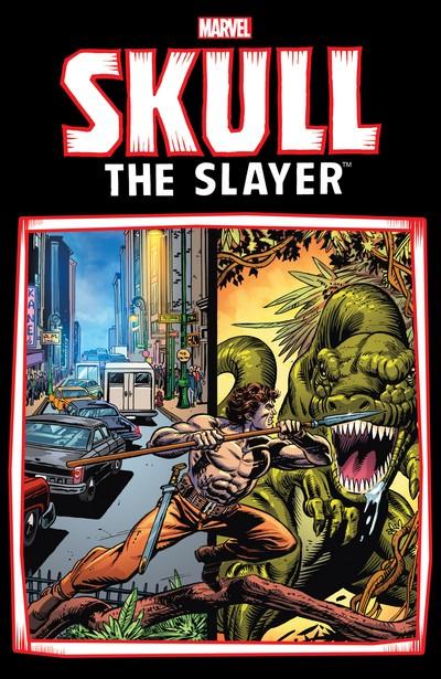 Skull The Slayer (TPB) (2015)