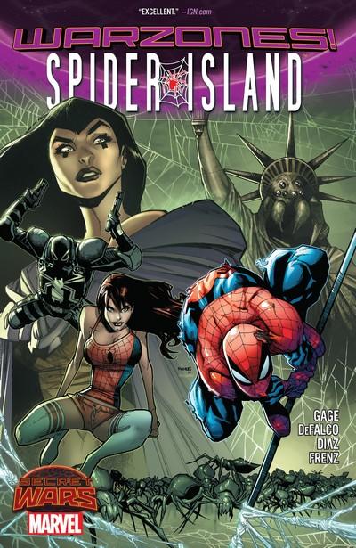 Spider-Island – Warzones! (TPB) (2015)
