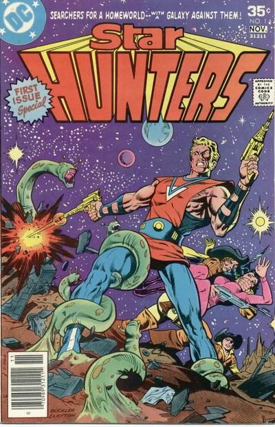 Star Hunters #1 – 7 (1977-1978)