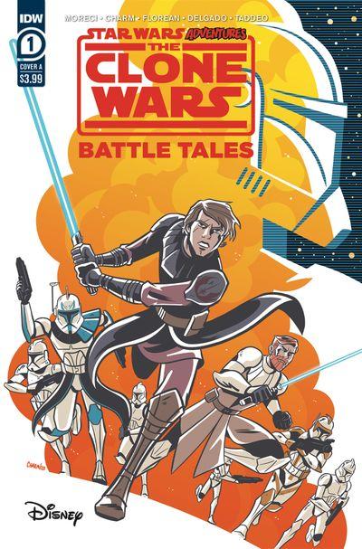 Star Wars Adventures – Clone Wars #1 (2020)