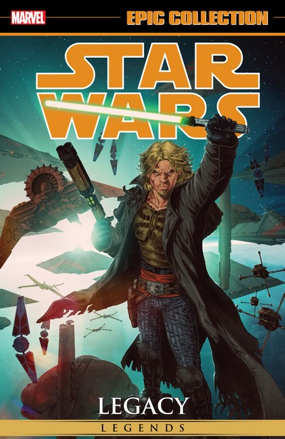 Star Wars Legends Epic Collection – Legacy Vol. 3 (2020)