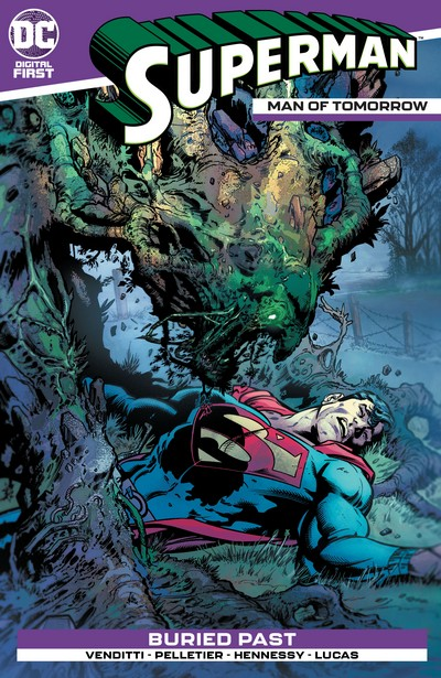 Superman – Man of Tomorrow #4 (2020)