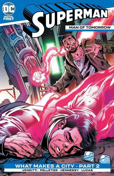 Superman – Man of Tomorrow #6 (2020)