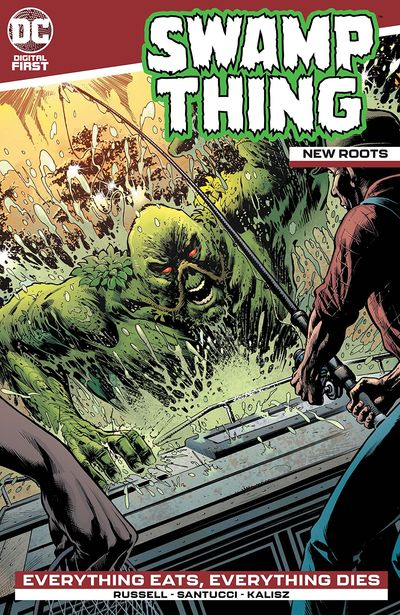 Swamp Thing – New Roots #2 (2020)