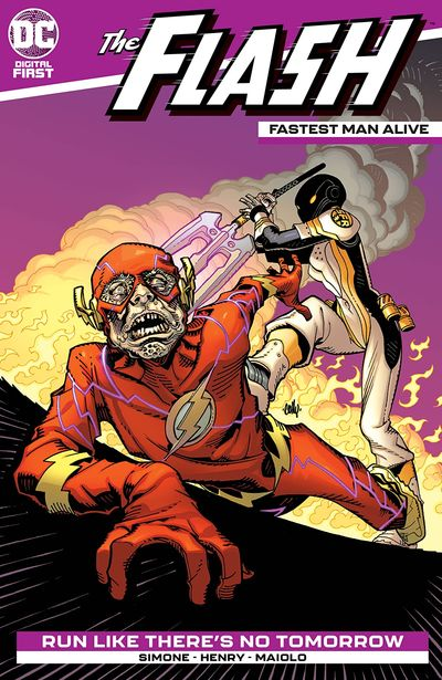 The Flash – Fastest Man Alive #2 (2020)