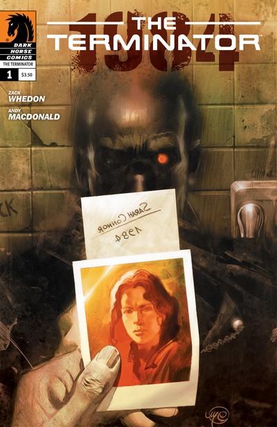 The Terminator – 1984 #1 – 3 (2010)