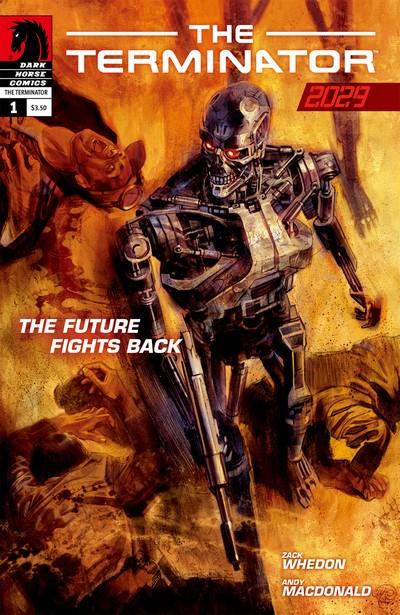 The Terminator – 2029 #1 – 3 (2012)