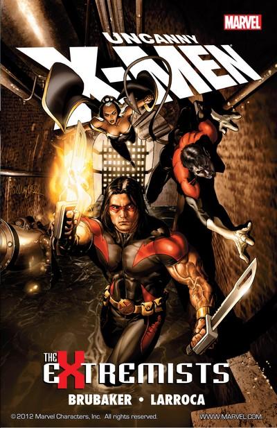 Uncanny X-Men – The Extremists (TPB) (2007)