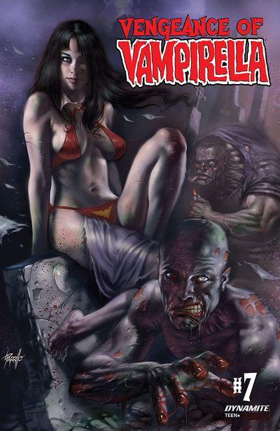 Vengeance of Vampirella #7 (2020)