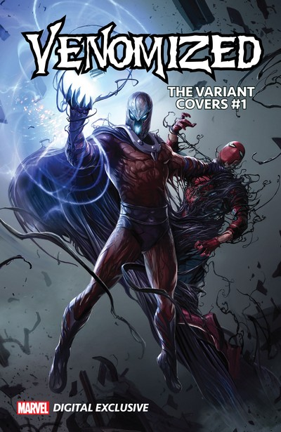 Venomized – The Variant Covers #1 (2020)