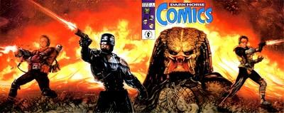 Dark Horse Comics #1 – 25 (1992-1994)