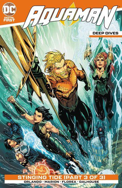 Aquaman – Deep Dives #7 (2020)