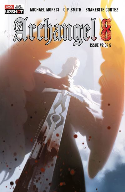 Archangel 8 #2 (2020)