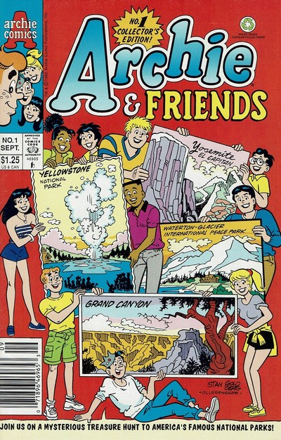Archie and Friends #1 – 159 (1992-2012)
