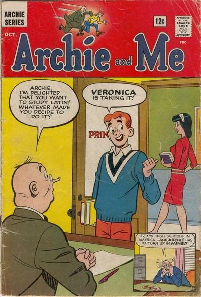 Archie and Me #1 – 161 (1965-1987)